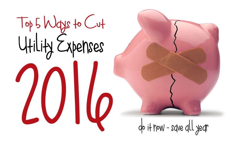 Ways-to-cut-utility-expense