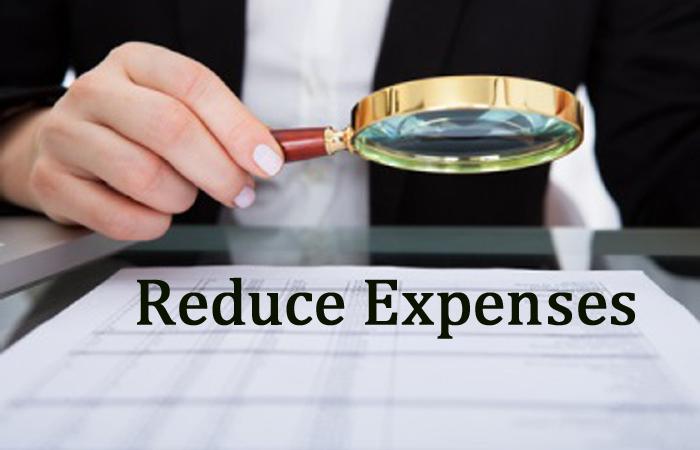 Reduce-Expenses