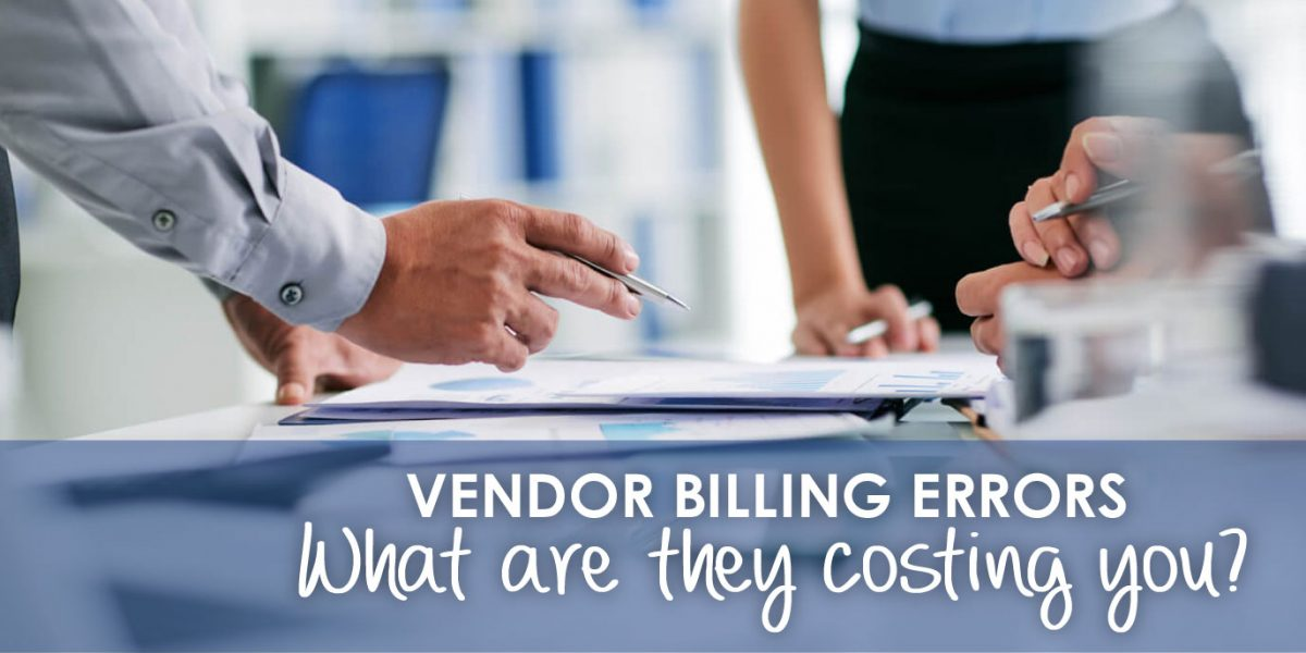 VENDOR-BILLING-ERRORS