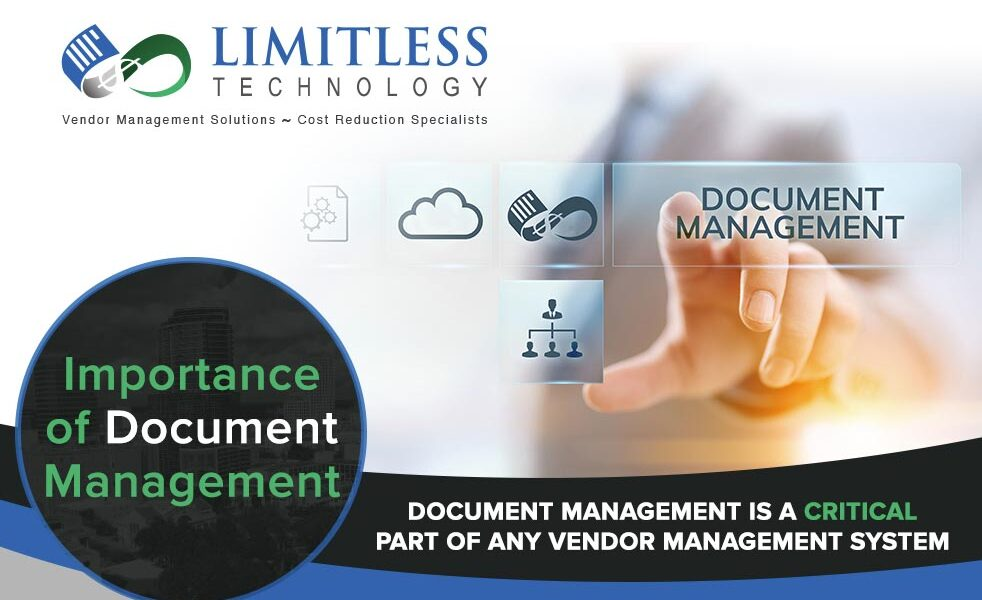Importance of Document Management