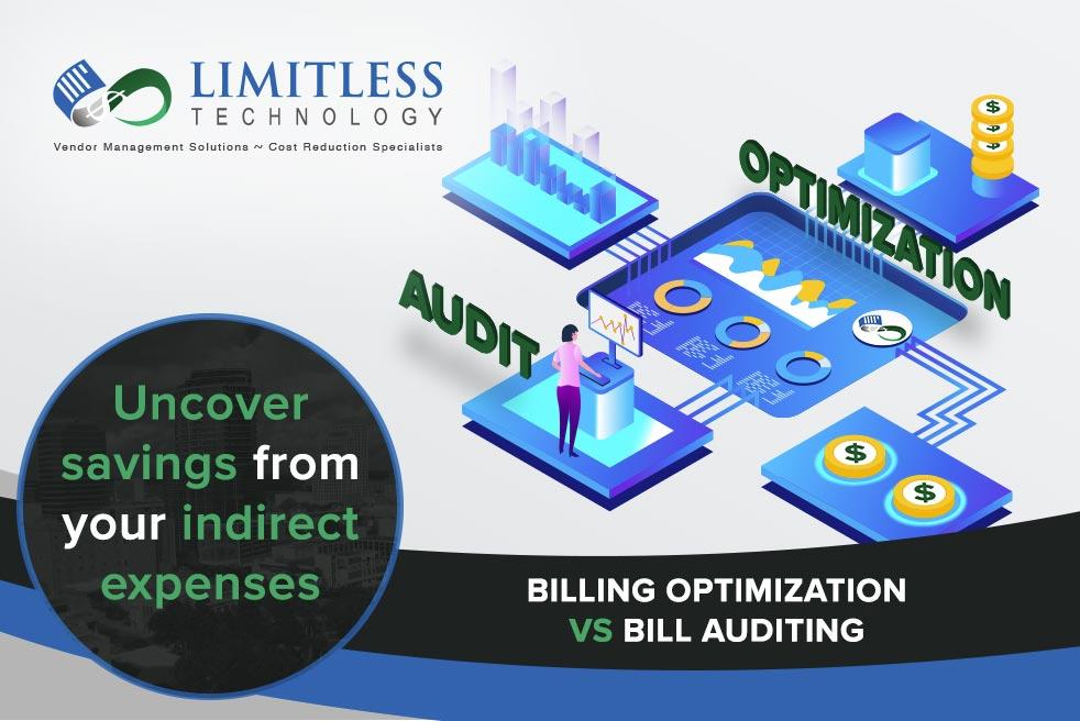Billing Optimization vs Bill Audit